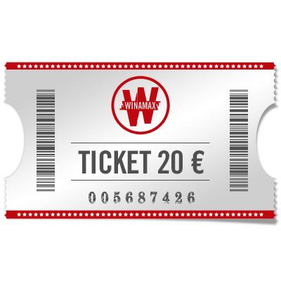 Ticket 20 €