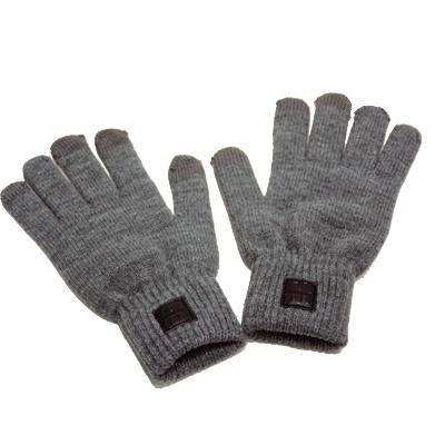 Nuevos guantes gris