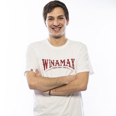 Poker Winamax - Zona Vip - Tienda - Ropa W d73bdbc5884