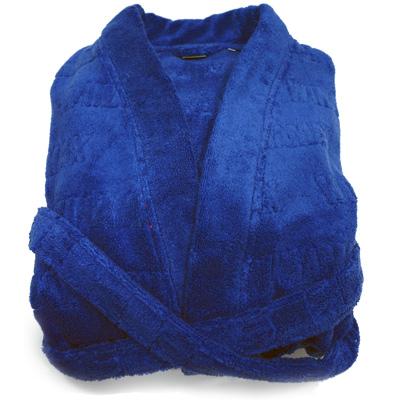 Nueva bata azul