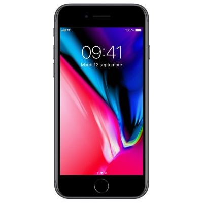 Apple iPhone 8 Plus 64 GB Gris Sideral