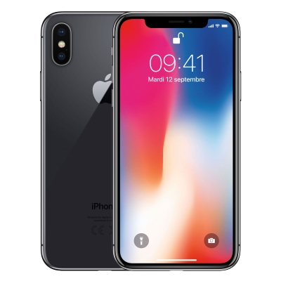 Apple iPhone X 64 GB Gris sideral