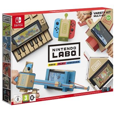 Nintendo Labo (Multi kit)