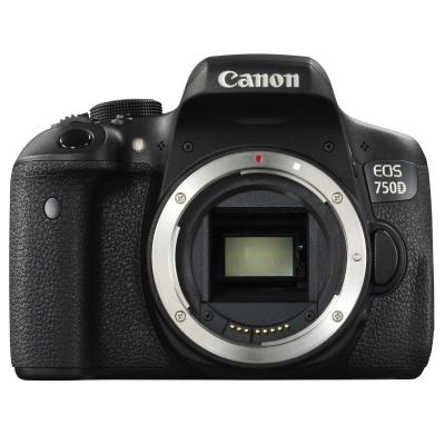 Réflex digital Canon EOS 750D
