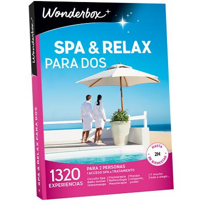 Spa & Relax para dos