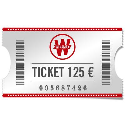 Ticket 125 €