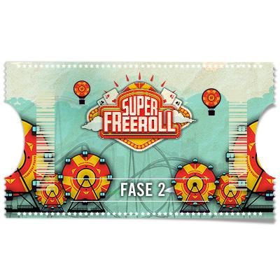 Ticket Super Freeroll 100.000 € - Fase 2