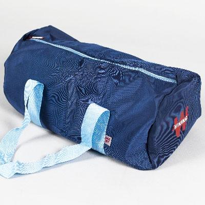 Bolsa de deporte azul
